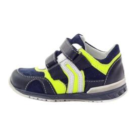 Velcro booties Ren But 1445 navy blue multicolored 2