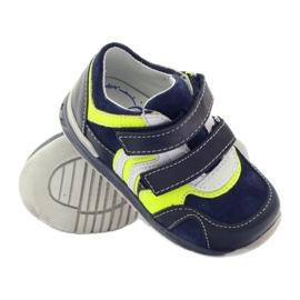 Velcro booties Ren But 1445 navy blue multicolored 3