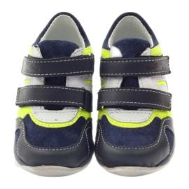 Velcro booties Ren But 1445 navy blue multicolored 4