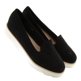 Loafers lordsy black T309P black 5