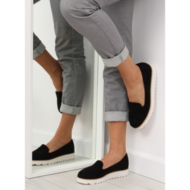 Loafers lordsy black T309P black 1
