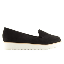 Loafers lordsy black T309P black 4