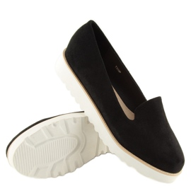 Loafers lordsy black T309P black 6