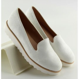 Loafers lordsy white T309P White 5