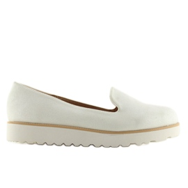 Loafers lordsy white T309P White 4