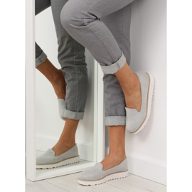 Loafers lordsy gray T309P Gray grey 1