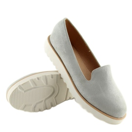 Loafers lordsy gray T309P Gray grey 6