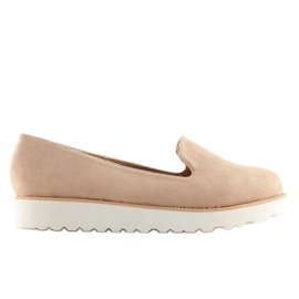 Moccasins lordsy pink T309P pink 4