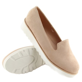 Moccasins lordsy pink T309P pink 6