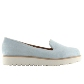 Loafers lordsy blue T309P Blue 4