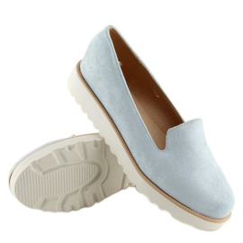 Loafers lordsy blue T309P Blue 6