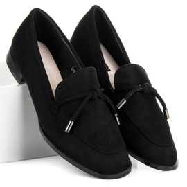 Spring VICES Loafers black 1