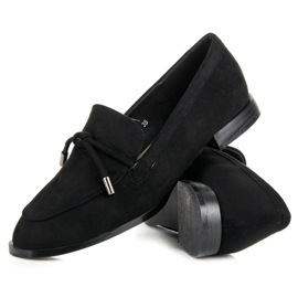 Spring VICES Loafers black 2