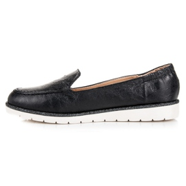 VICES Slip-on shoes black 1