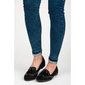 Seastar Stylish footwear in the spring black 4
