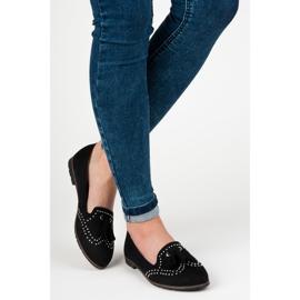 Seastar Stylish footwear in the spring black 5