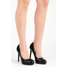 Seastar Classic black heels 1