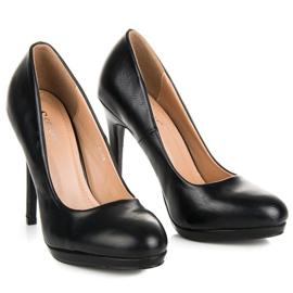 Seastar Classic black heels 5