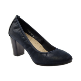 Sergio Leone Pumps On Pistil 233 dark blue navy 1