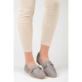 Women's loafers vices grey 1