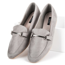 Women's loafers vices grey 5