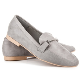 Women's loafers vices grey 4