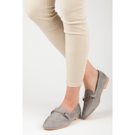 Women's loafers vices grey 2