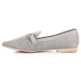 Women's loafers vices grey 3