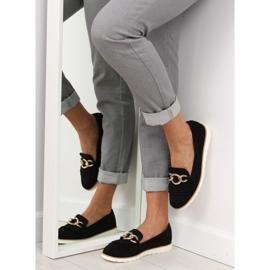 Women's loafers black G237 black 6