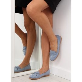 Loafers lordsy blue 2568 blue 3