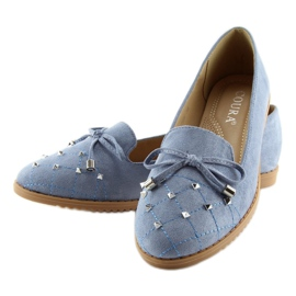 Loafers lordsy blue 2568 blue 2