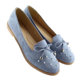 Loafers lordsy blue 2568 blue 1