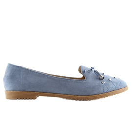 Loafers lordsy blue 2568 blue 4