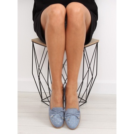 Loafers lordsy blue 2568 blue 5