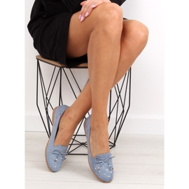 Loafers lordsy blue 2568 blue 6