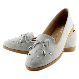Loafers lordsy gray 2568 gray grey 2