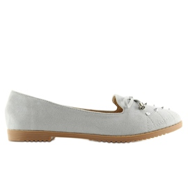 Loafers lordsy gray 2568 gray grey 4
