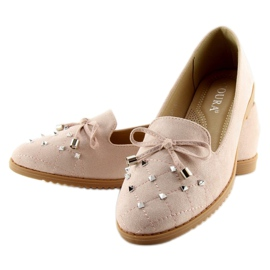Moccasins lordsy pink 2568 pink 2