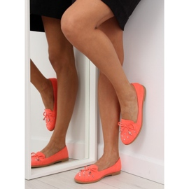 Moccasins orange lordsy 2568 Red 3