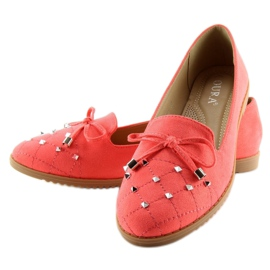 Moccasins orange lordsy 2568 Red 2