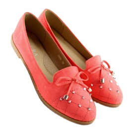 Moccasins orange lordsy 2568 Red 1