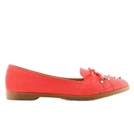 Moccasins orange lordsy 2568 Red 4
