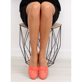 Moccasins orange lordsy 2568 Red 5