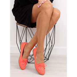 Moccasins orange lordsy 2568 Red 6