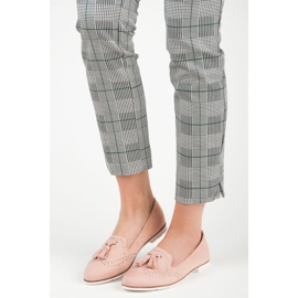 Seastar Stylish footwear in the spring pink 1