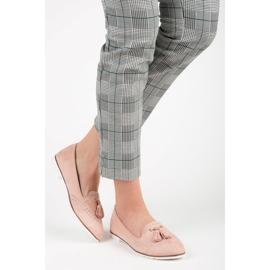 Seastar Stylish footwear in the spring pink 2