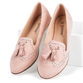 Seastar Stylish footwear in the spring pink 5
