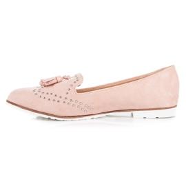 Seastar Stylish footwear in the spring pink 3
