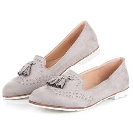 Seastar Stylish footwear in the spring grey 4