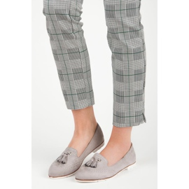 Seastar Stylish footwear in the spring grey 1
